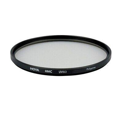 Hoya 52mm Ultraviolet UV C Haze Multi-Coated Filter Slim Frame Glass BRAND (Filter Frame)