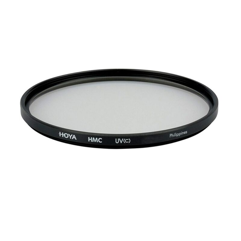 Hoya 52mm Ultraviolet UV C Haze Multi-Coated Filter Slim Frame Glass BRAND NEW
