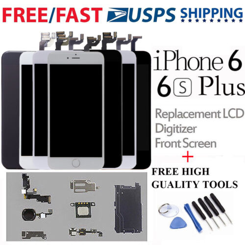 For iPhone 6 6Plus 6s Plus Front Screen Replacement LCD Touc