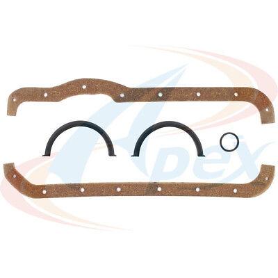 Engine Oil Pan Gasket Set Apex Automobile Parts AOP522