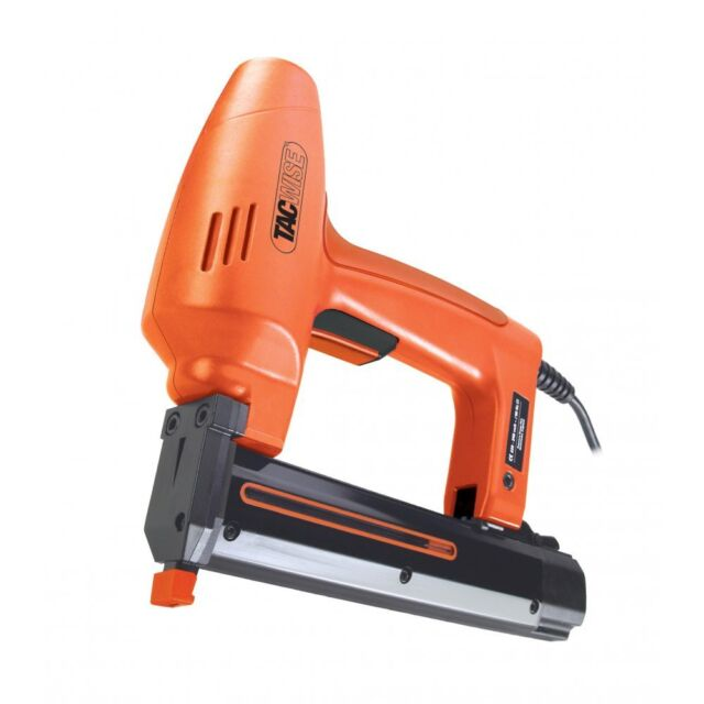 Tacwise 191EL Electric Brad Nailer/Stapler Nail/Staple Gun with Nails & Staples
