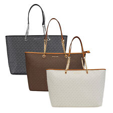 Michael Kors Jet Set Multi Function PVC Tote - Choose color