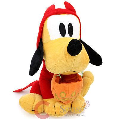 Disney Mickey Maus Freunde Halloween Kostüm Pluto Plüsch Puppe 30.5cm Weich