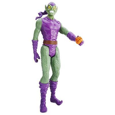 Marvel Spider Man Titan Hero Series Villains Green Goblin Figure