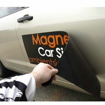 Personalised Vehicle Car Magnetic Sign Reflective Hip Truck Sign Free Design