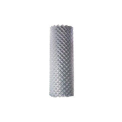 ALEKO Galvanized Steel 5 X 50 Feet Roll Chain Link Fence Fabric 12.5-AW Gauge
