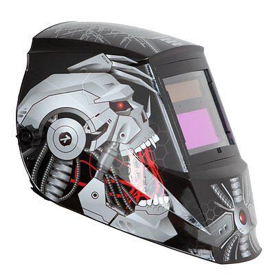 Welding Helmet Antra AH6-260-6320 Solar Power Auto Darkening with AntFi X60-2