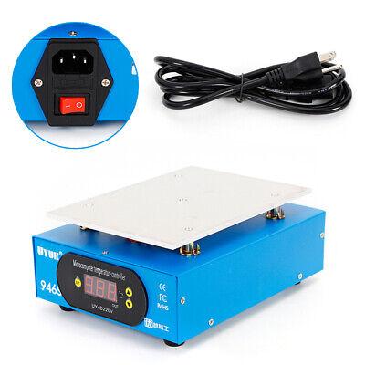 Mobile Phone LCD Screen Reparator Separator Hot Plate Heating Pad Repair Mat USA