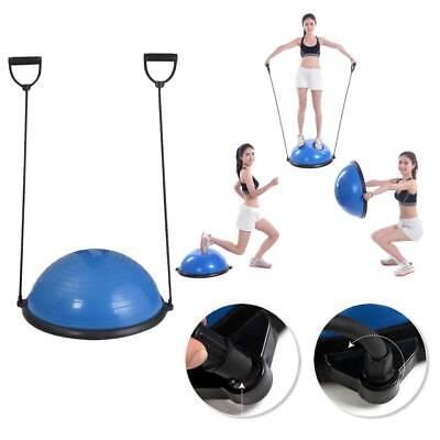 "23"" Yoga Ball Balance Trainer Yoga Fitness Strength Exercise"