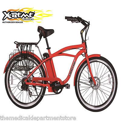 X-Treme Newport Beach Cruiser 24 V - Electric Bike  WAREHOUS