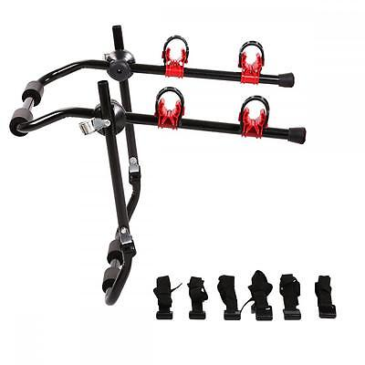 trunk mount rack bicycle
