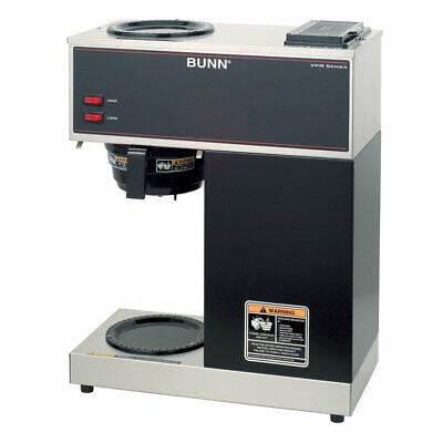 Bunn Vpr 33200.0000 Medium Vol Decanter Coffee Maker - Pourover 3.8galhr 120v