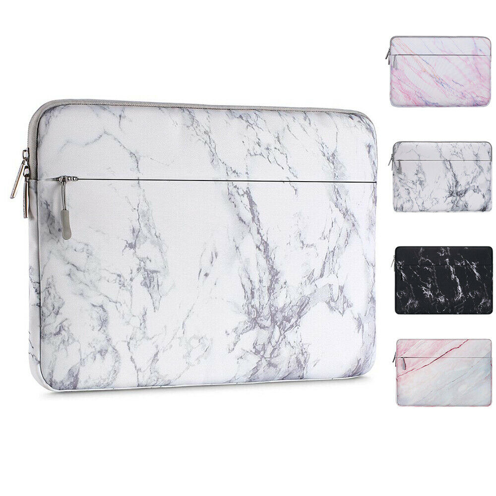 Mosiso Laptop Marbled Sleeve Bag for MacBook Pro Air Dell Ac
