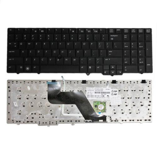 NEW Genetic HP EliteBook 8540p 8540w Keyboard 582648-001 No Touch Point