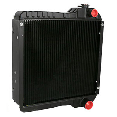 Radiator For Case Backhoe 234876a2 234876a1 580l 580sl 590sl 584e 585e