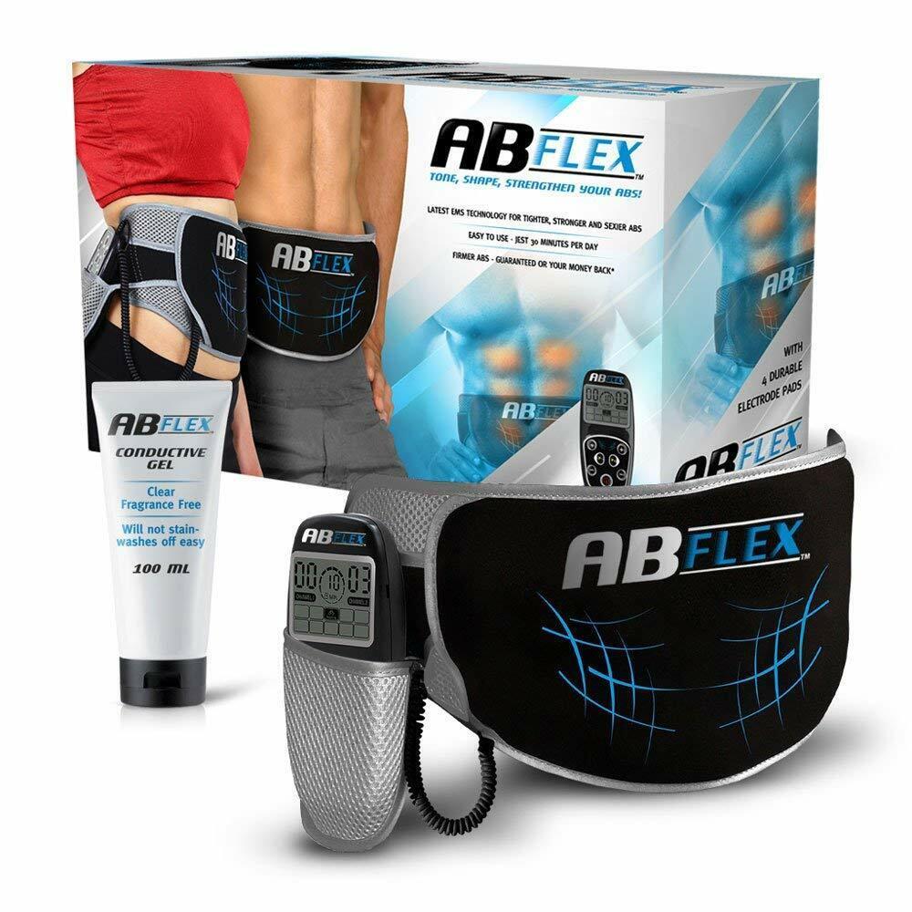 Hochentwickelter Bauchmuskeltrainer - Gürtel für Einen Durchtrainierten Bauch