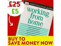 Working From Home - FREE DELIVERY - Success Book - Save £15 WHEN YOU BUY TODAY