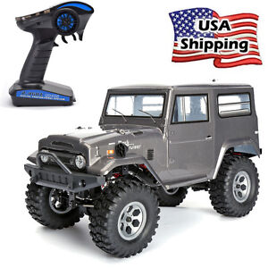 RGT Racing Rc Car 1/10 Scale Electric 4wd Off Road Rock Crawler Climbing Truck
