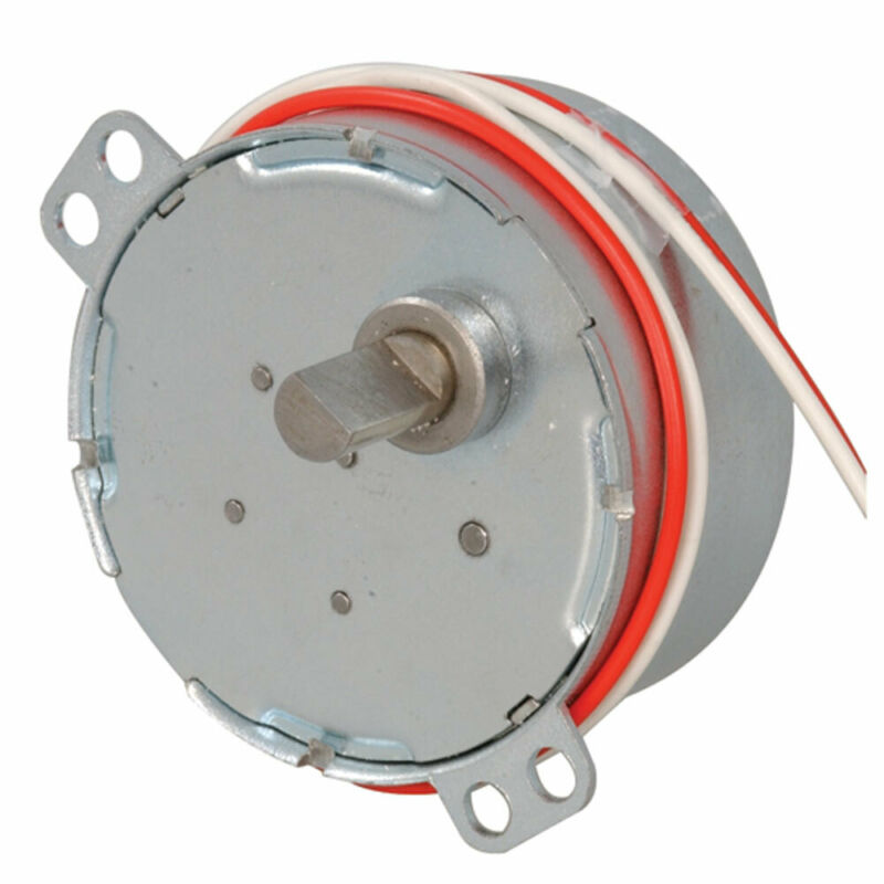 120 VAC Gear Motor