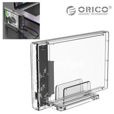 ORICO USB3.1 Transparent 2.5