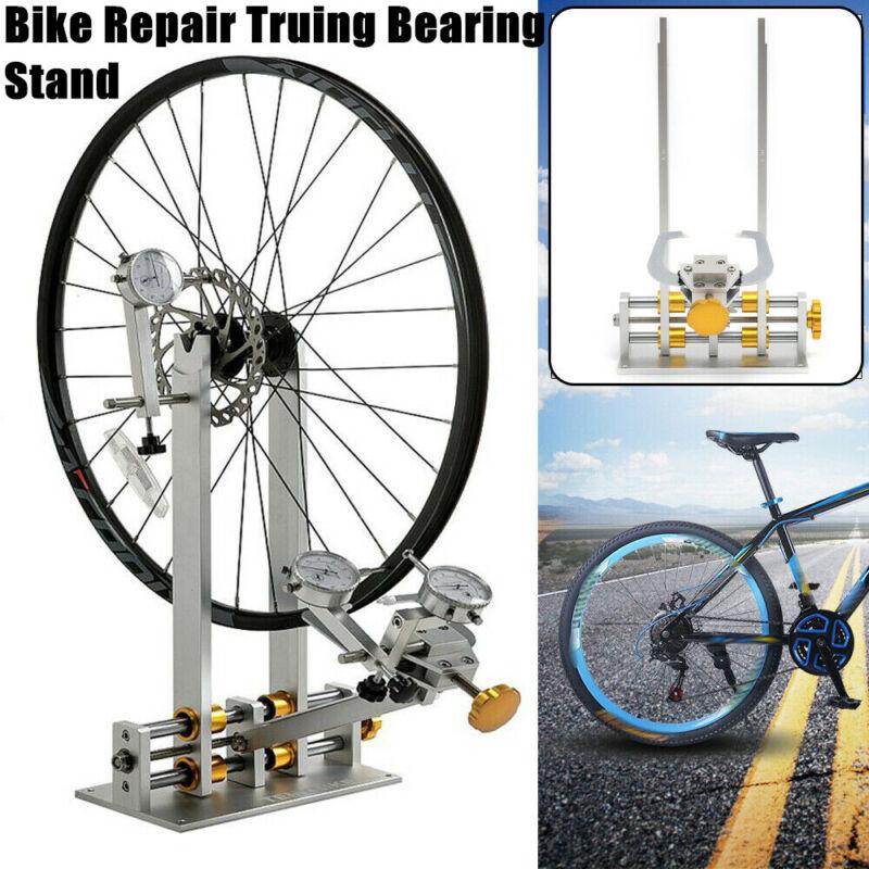 """10-29""""Bicycle Wheel Repair Platform Truing Bearing Stand Wheel Trimming Tool Kit"""