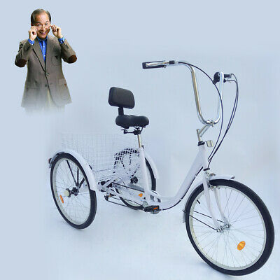 Triciclo para adultos de 24