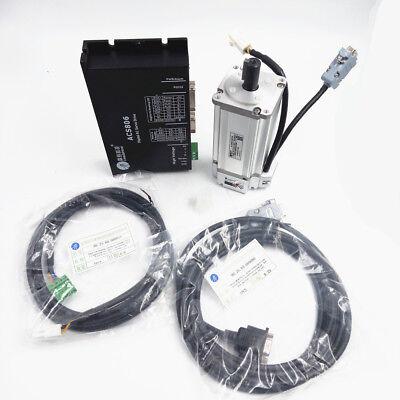 Leadshine Dc Brushless Servo Drivemotor Kit Drives Controls Inkjet Printer Cnc