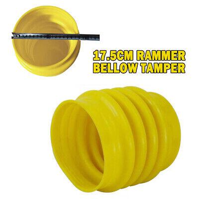 Polyurethane Bellows Boot For Wacker Rammer Compactor Tamper Jumping Jack 185mm