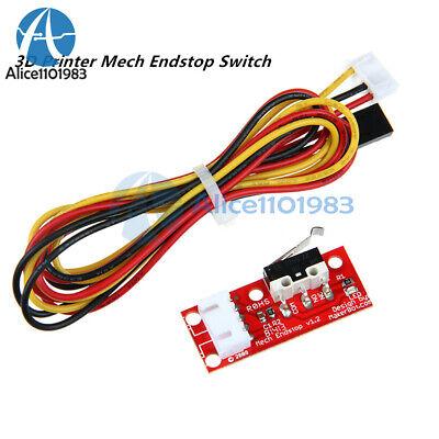 10pcs 3d Printer Mech Endstop Switch Prusa Mendel For Reprap Makerbot Ramps1.4
