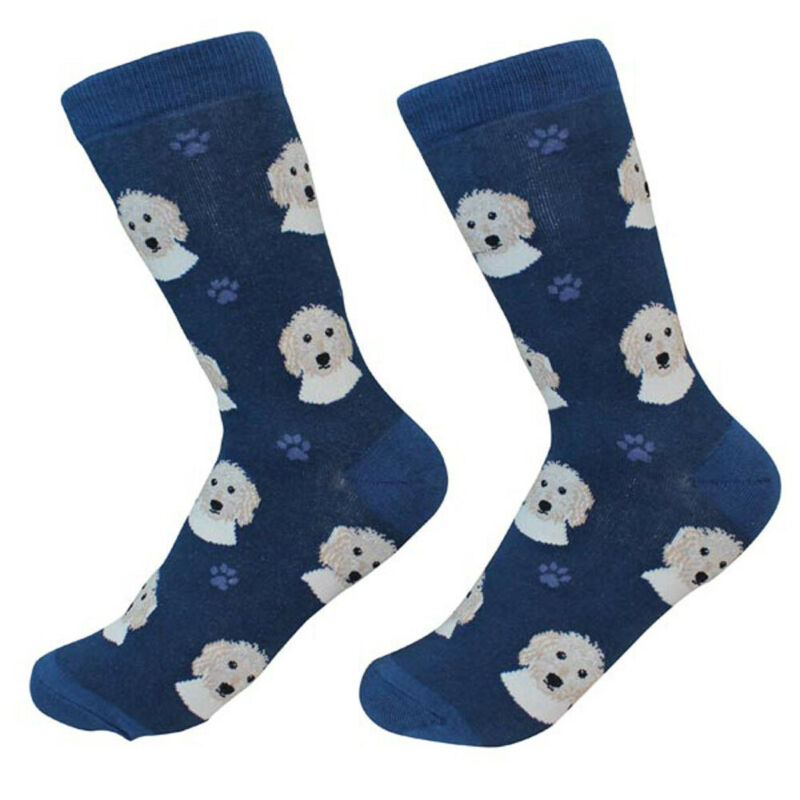 Goldendoodle Socks Unisex