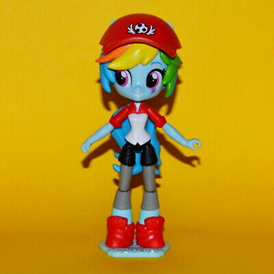 My Little Pony: Equestria Girls Minis - Rainbow Dash Mall Collection