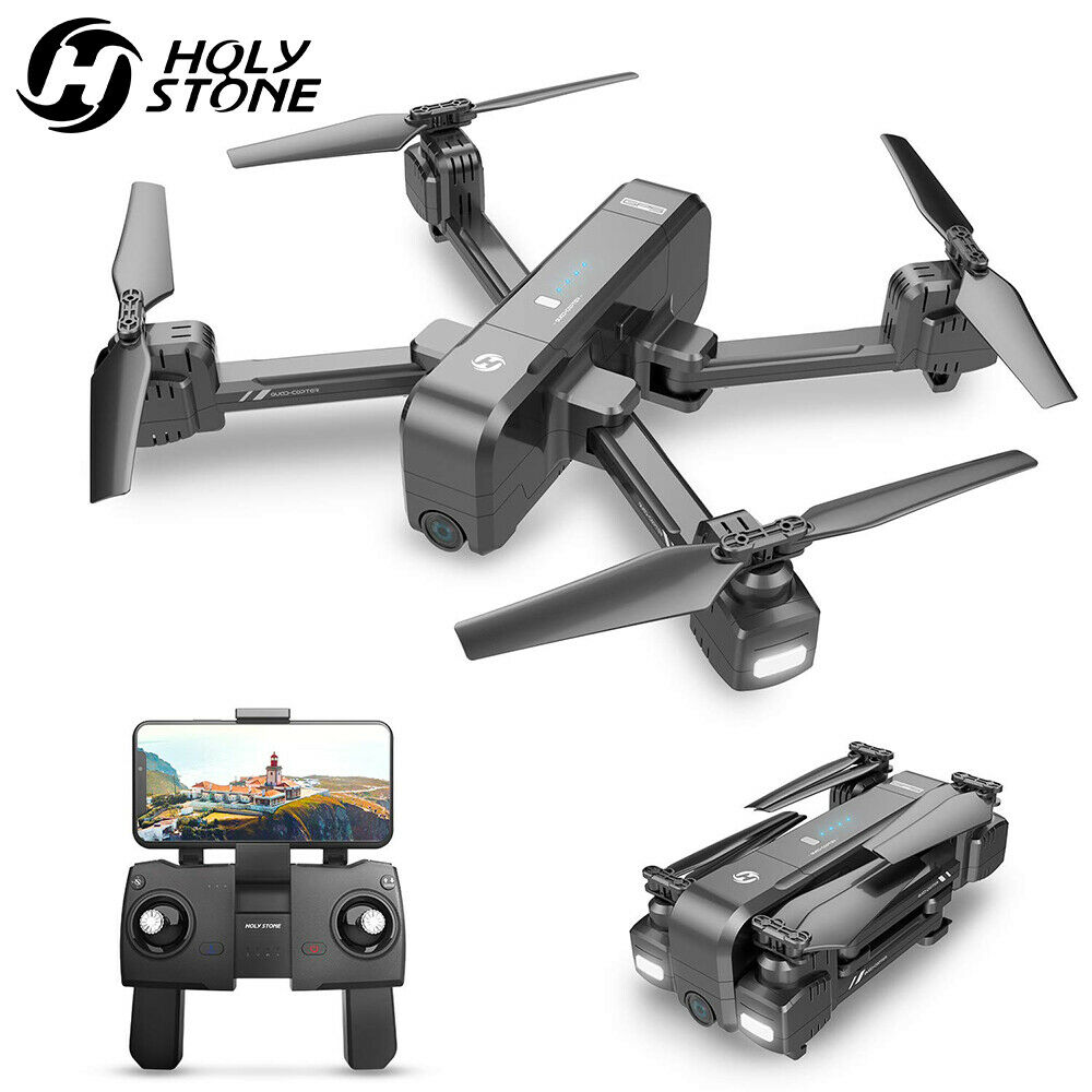 Holy Stone HS270 FPV Drone with 5G WIFI 2K Video Camera Quadcopter GPS Follow Me