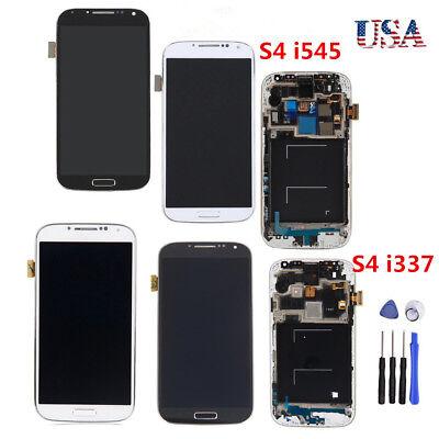 9500 Lcd - For Samsung Galaxy S4 i337 M919 i9505 i9500 i545 L720 R970 LCD Digitizer Screen