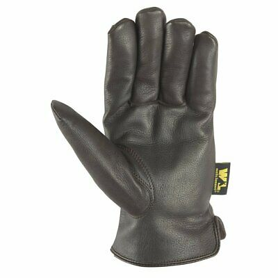 Wells Lamont Insulated Grain Cowhide Leather Work Gloves Size Extra Large Nwt