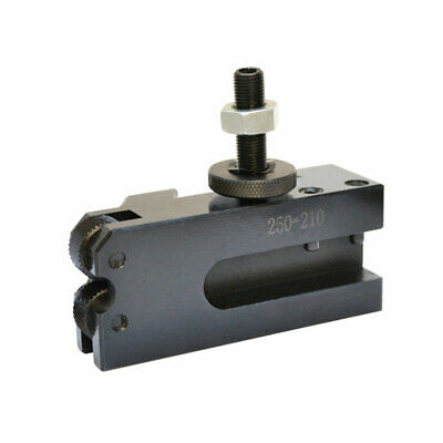 Bxa 10 Knurling Turning Facing Holder Lathe Tool Post 250-210 Quick Change