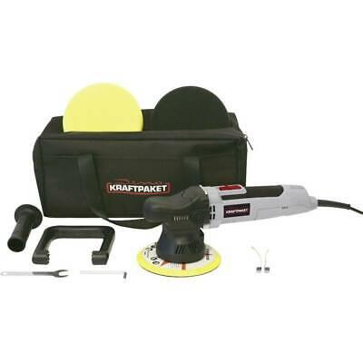 Dino KRAFTPAKET 640220 Exzenterpoliermaschine 230 V 650 W 1600 - 6400 Umin 160