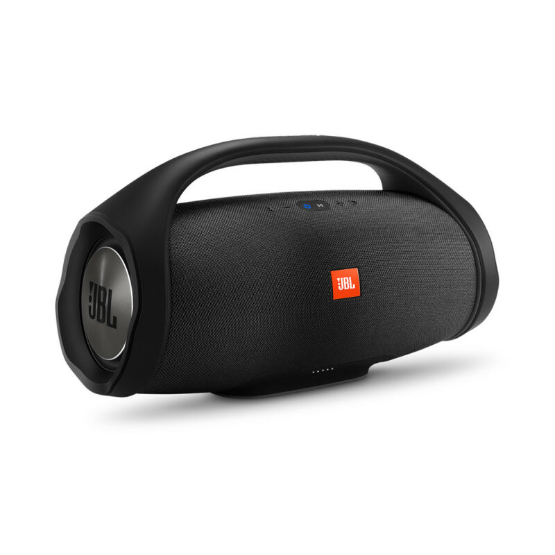JBL Boombox Portable Bluetooth Speaker Black JBLBOOMBOXBLKAM