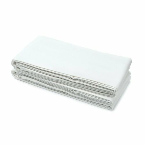 NEW WITH TAGS 2PK - USA MADE FITTED BED SHEETS FOR TWIN XL, BUNK, DORM, OR HOSPITAL MATTRESSES