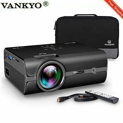 VANKYO Leisure 410 3D HD 1080P Mini Projector LED Home Theater HDMI USB 3600 Lux