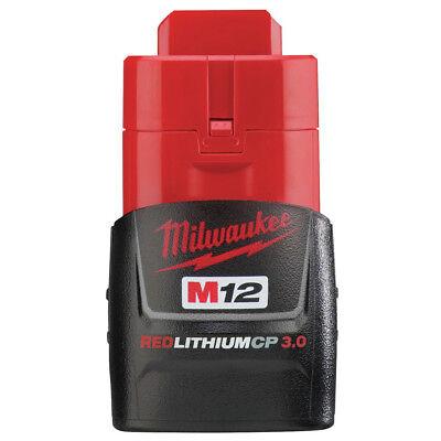 Milwaukee 48-11-2430 M12 REDLITHIUM CP3.0 Battery Pack New