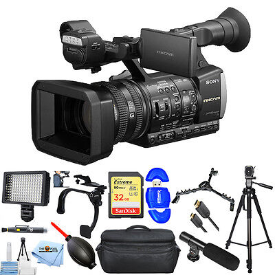 Sony HXR-NX3/N NXCAM Professional Handheld Camcorder (Black)!! PRO BUNDLE NEW!!