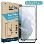 Just in Case Samsung Galaxy S21 Plus Full Cover Tempered Gla