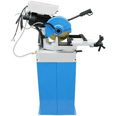 Cold Cut Saw Swivel Base Circular Coldsaw Metal Cutting 110v 1 Phase 1.5hp 11 In
