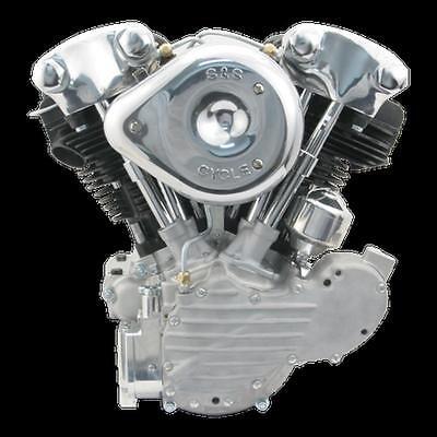 New S&S Harley Davidson Knucklehead KN93 Complete OHV Engine Motor Stock Frame