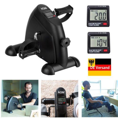 2in1 Mini Fitnessbike Heimtrainer Bewegungstrainer Sport Arm- und Beintrainer DE