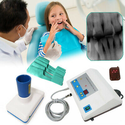 Dental Blx-5 X Ray Mobile Film Imaging Machine Digital Low Dose System 65w 110v