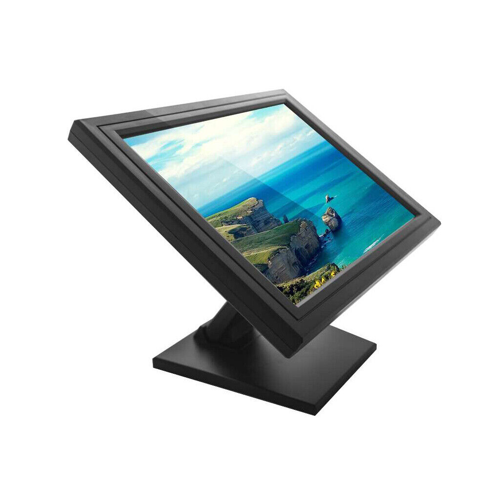pos 17 zoll lcd touch screen farbe cctv pc sicherheit. Black Bedroom Furniture Sets. Home Design Ideas