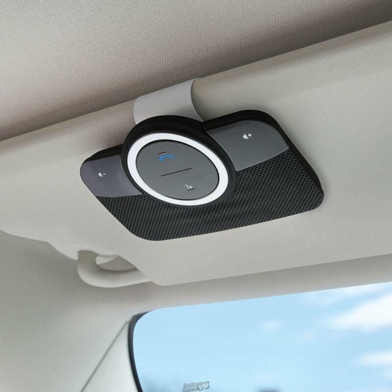Bluetooth Hands Free Car Kit Speaker Phone Soaiy S-62