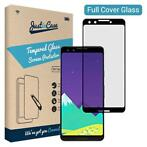 Just in Case Full Cover Tempered Glass Google Pixel 3 Zwart