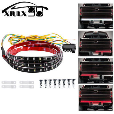 Brake Bar - Truck LED Tailgate Strip Bar Brake Backup Signal Light for Ford F150 F-250 F-350